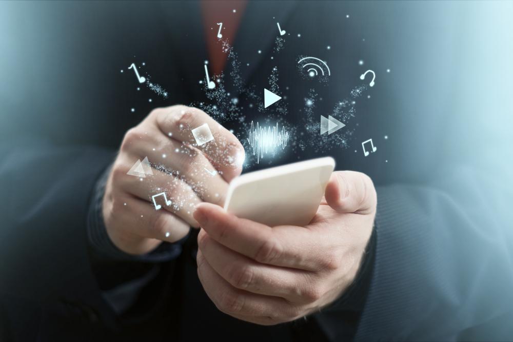 スマートフォンと動画コンテンツ