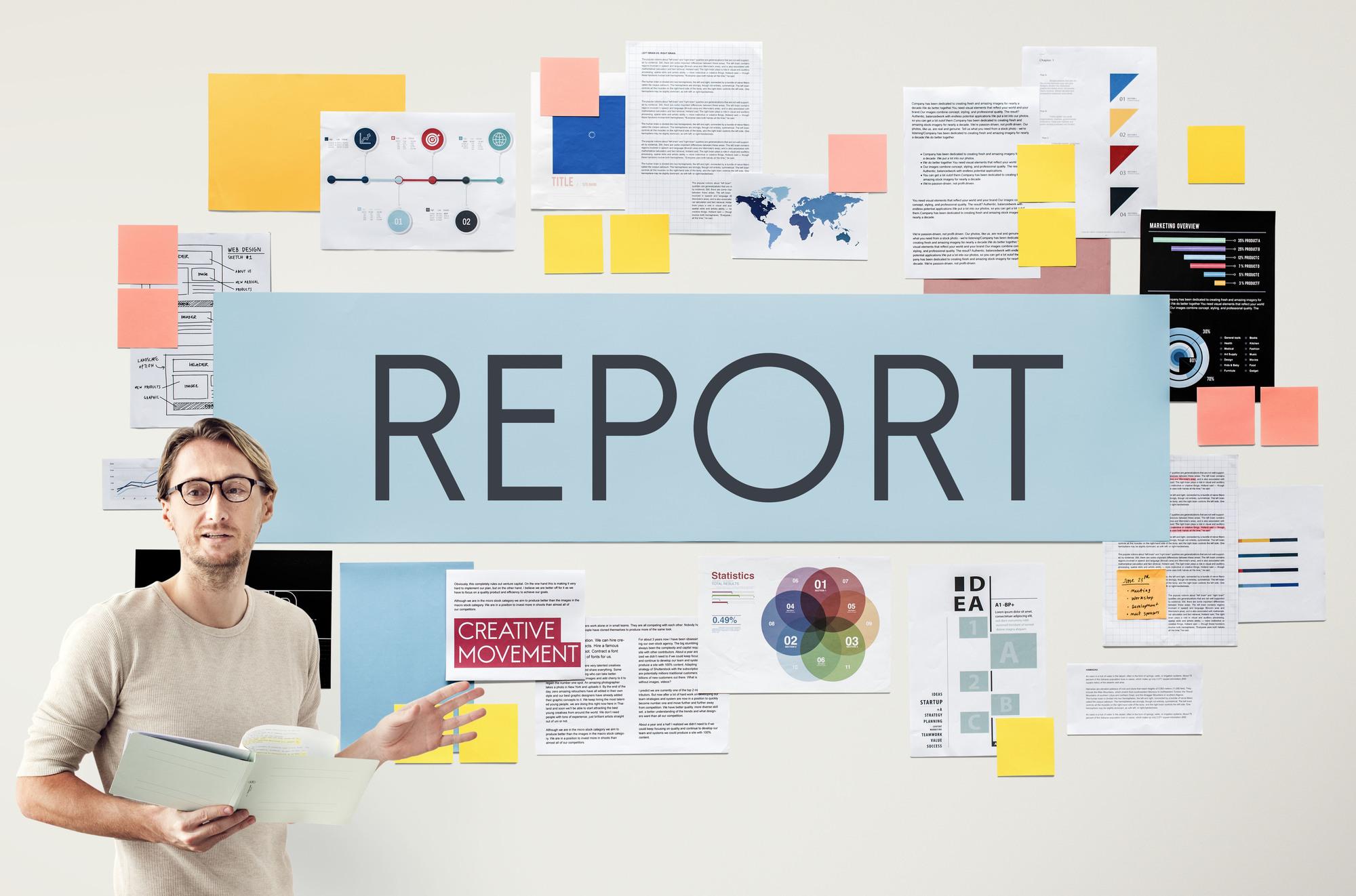 """「【リスティング広告】""""上手に伝える""""報告レポート作成のポイント」のアイキャッチ画像"""